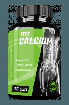 Rekomendowany suplement wapnia - MZ Store Calcium